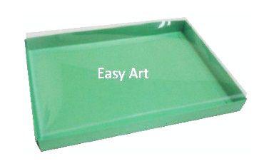 Caixas para Convites - Verde Pistache