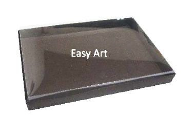 Caixas para Convites - Marrom Chocolate