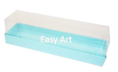 Caixas para 7 Macarons - Azul Tiffany