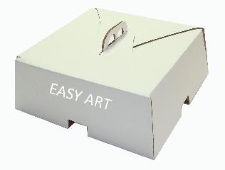 Caixas para Bolos, Doces e Salgados - 20x20x9,5