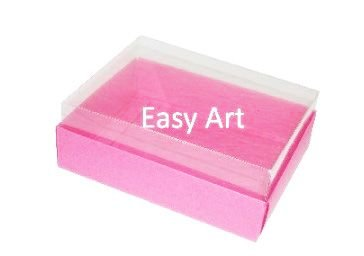 Caixas para 12 Mini Doces / Pink