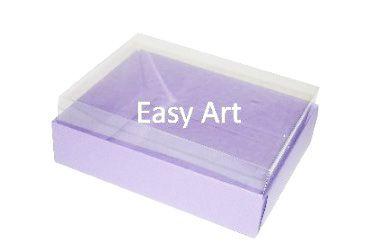 Caixas para 12 Mini Doces / Lilás