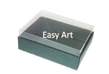 Caixas para 12 Mini Doces / Verde Musgo