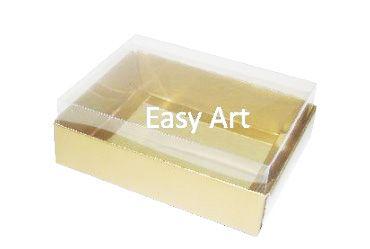 Caixas para 12 Mini Doces / Dourado