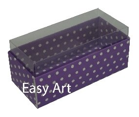 Caixas para Macarons - 10x4,5x4,5