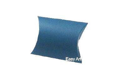 Caixa Almofada - Azul Marinho