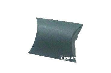 Caixa Almofada - Verde Musgo