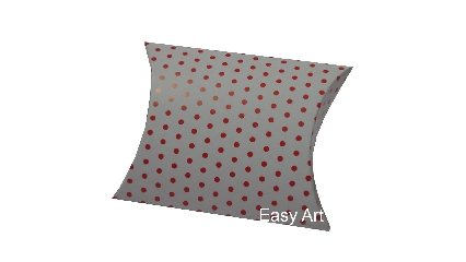 Caixa Almofada - 11,5x9,5x3