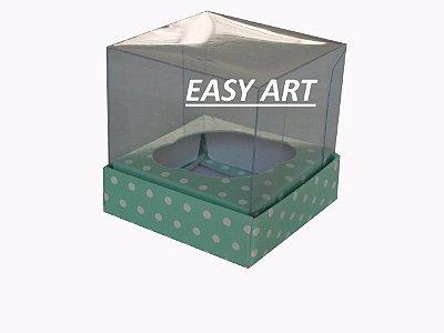Caixas Especiais para Cupcakes - 7,5x7,5x7,5