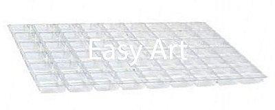 Berços em PVC para Brigadeiros - 96 Cavidades