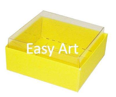 Caixinha para Amêndoas / Bijuteria - Amarelo