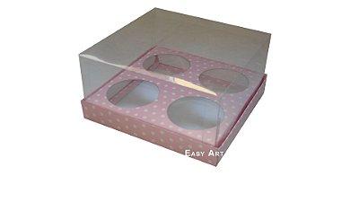 Caixas para Mini Cupcakes - 12x12x6