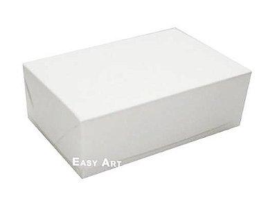 Caixas para 12 Brigadeiros - Branco