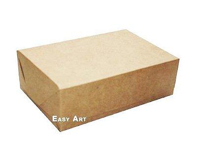 Caixas para 12 Brigadeiros - Kraft