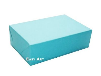 Caixas para 12 Brigadeiros - Azul Tiffany