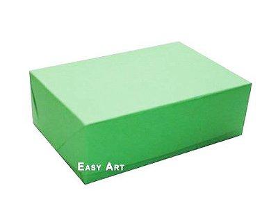 Caixas para 12 Brigadeiros - Verde Pistache
