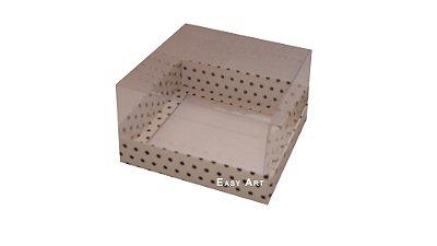 Caixinhas para Bombons Linha A - 8x8x4,5