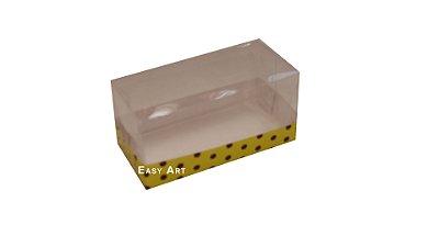 Caixa Para 2 Bombons - 8x4x3,7
