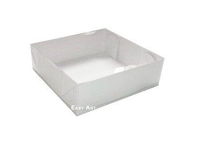 Caixas para 4 Brigadeiros - Branco