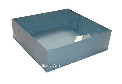Caixas para Bombons Tampas Transparentes - 12x12x3,7