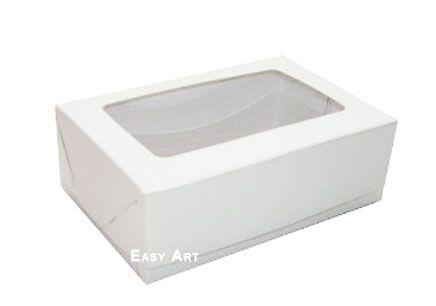 Caixas para 3 Brigadeiros - Branco