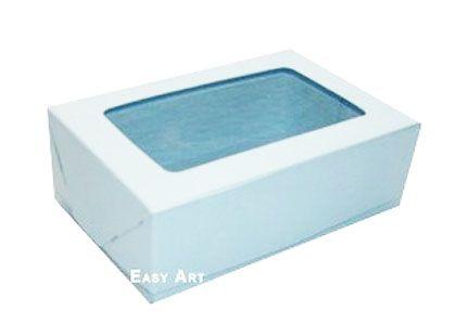 Caixas para 3 Brigadeiros - Azul Claro