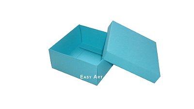 Caixa Tiffany Grande - 8x8x3,7