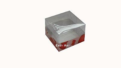 Caixinhas para Trufas e Amêndoas - 5x5x3,5
