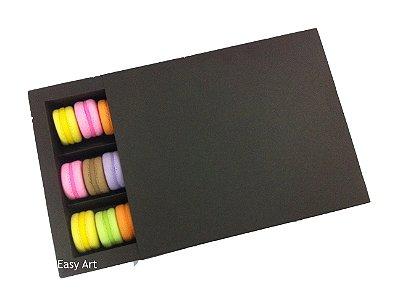 Caixas para Macarons - Linha Premium  - 24,5x20x4,5