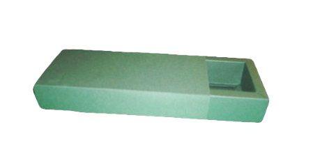 Caixa para 10 Brigadeiros - Verde Musgo