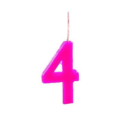 Velas de Aniversário - 8x4