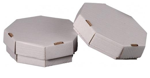 Caixa Oitavada para Bolos - 30x30x8
