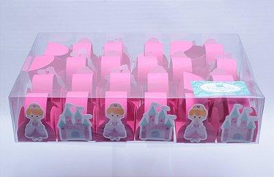 Forminhas Divertidas / Princesa - 3,5x3,5x2,5