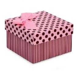 Caixas Rígidas para Presentes - 17,5x17,5x9,5