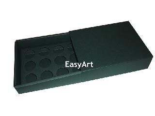 Caixas para Brigadeiro Gourmet / 12 unidades Sem Visor - 16,5x13x4,5