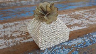 Mini Flores para Bem Casados / Tecido - Mini Cravo