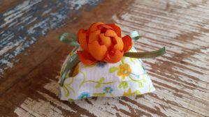 Mini Flores para Bem Casados / Tecido - Mini Cactus