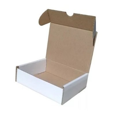 Caixas Papelão Correio PAC e Sedex - 20,5 X 14,3 X 8,5