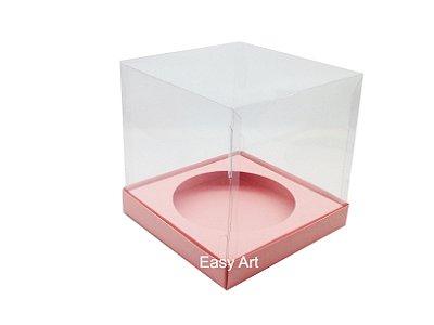Caixa para Mini Panetones - Salmão