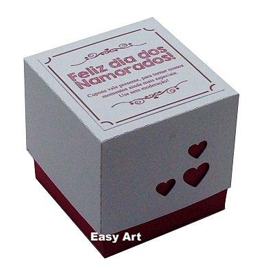 Caixinha Personalizada - Dia dos Namorados