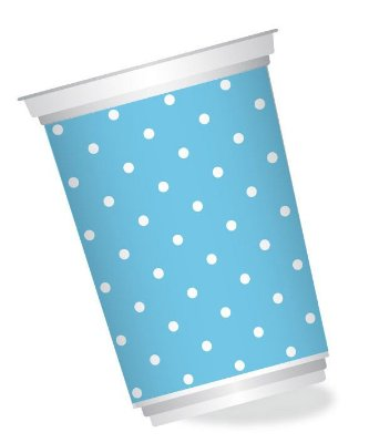 Copos Plásticos /  200 ml - 8x7