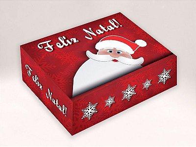 Caixa Feliz Natal - 06 Brigadeiros