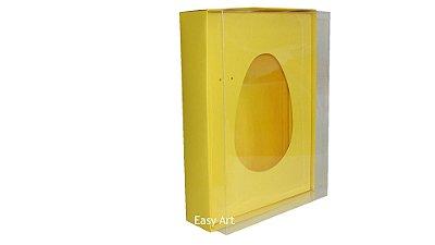 Caixas Ovos de Colher - 1K - Amarelo
