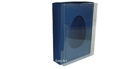 Caixas Ovos de Colher - 1K - Azul Marinho