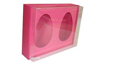 Caixas 2 Ovos de Colher de 500g Cada - Pink
