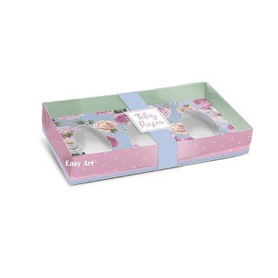 Caixa 3 Meio Ovo de Colher Bosque -  50G - 21,5x11x5 / 01 Unidade