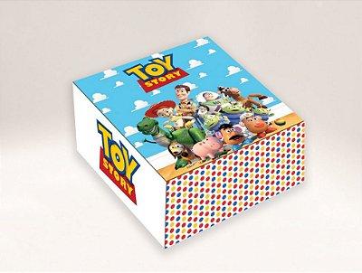 Caixa Toy Story /  04 Brigadeiros - 8x8x3,5