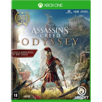 Assassins Creed Odyssey Edição Limitada Day One Xbox One