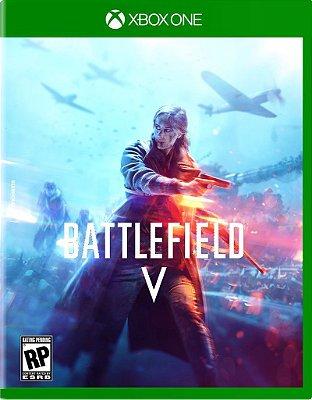 Battlefield V Xbox One Com Chaveiro
