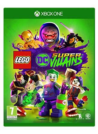 Lego Super Villains DC Xbox One